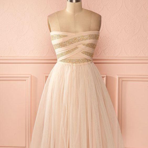 Short Tulle Dresses